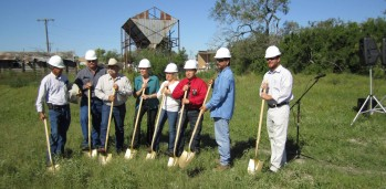 Karnes County Jail, Sheriff's Office & Courtroom Ground Breaking Ceremony