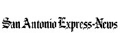 San Antonio Express News masthead